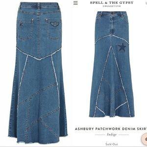 🤠 Spell & the Gypsy Ashbury Skirt 🤠